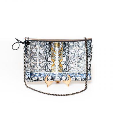 Maxi Pochette Oriental Velvet