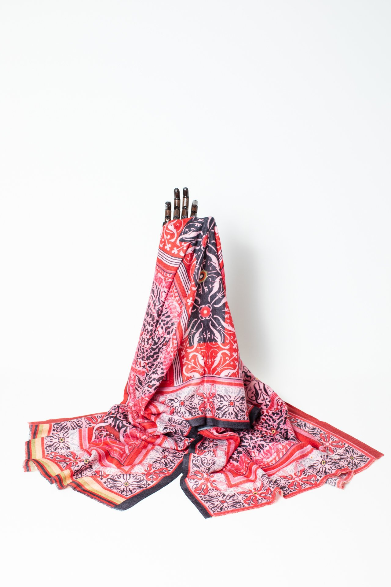 Pashmina Jasmine Orange