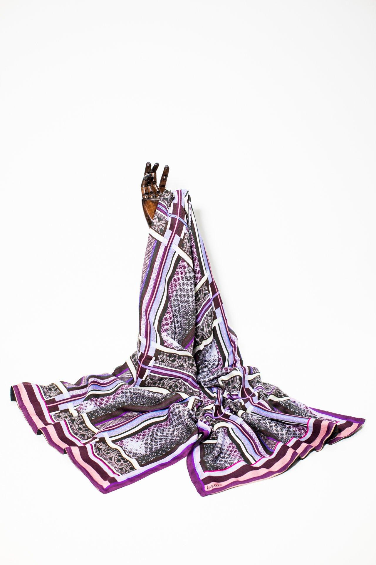Stola Denzel Violet